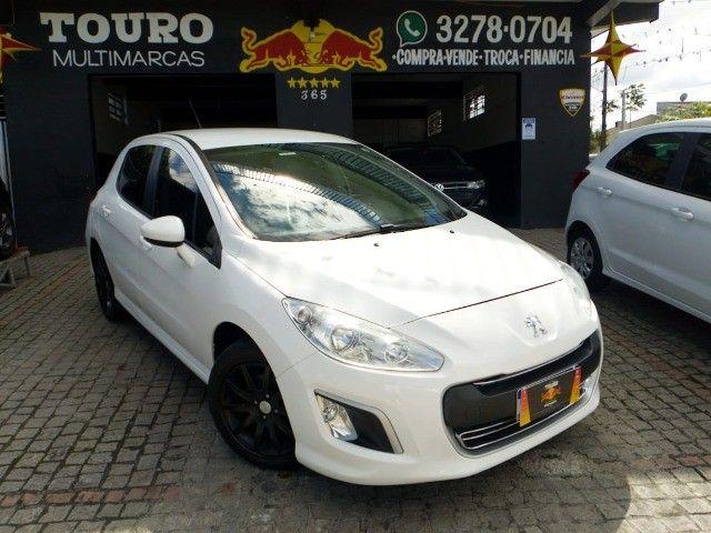 Peugeot 308  1.6 ano 2013 + dvd impecavel valor 32990 aceito trocas  - Foto 5