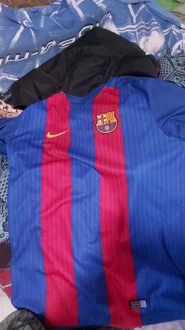 Camisa original barcelona - Foto 2