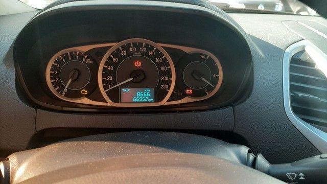 Ford Ka 2015 Aceito Troca em Moto e Parcelo no Cartão  - Foto 5