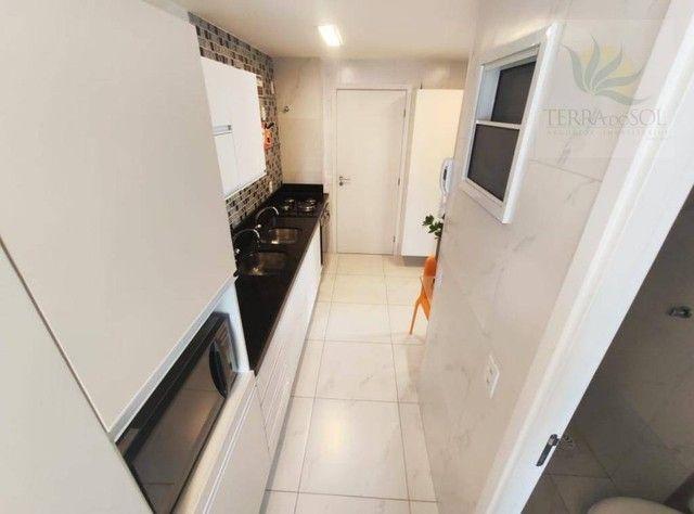 Apartamento com 3 dormitórios à venda, 127 m² por R$ 1.273.818 - Aldeota - Fortaleza/CE - Foto 17