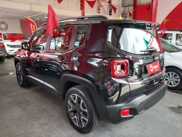 Jeep Renegade 1.8 Longitude 4x2 2020  - Foto 4