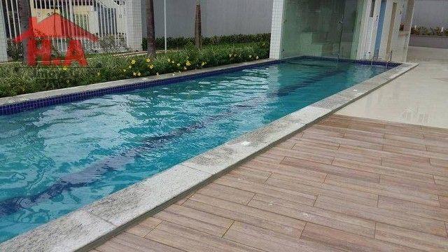 Apartamento com 3 dormitórios à venda, 111 m² por R$ 850.000 - Aldeota - Fortaleza/CE - Foto 12