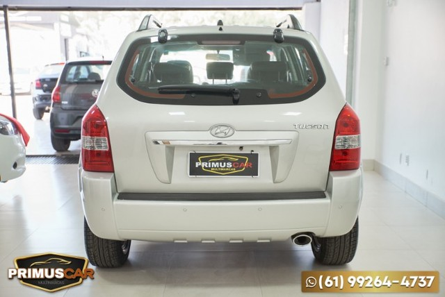 Hyundai Tucson GLS 2.0 16v Flex Automático 2012/13 - Foto 14