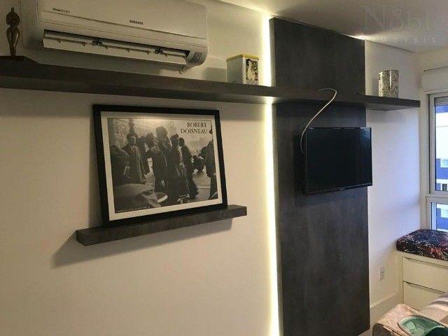 Mobiliado e decorado - 2 dormitórios com suíte - Praia Grande em Torres / RS - Excelente - Foto 5