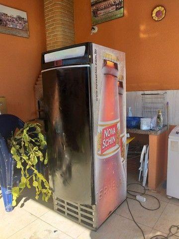 Cervejeira fricon 450 litros