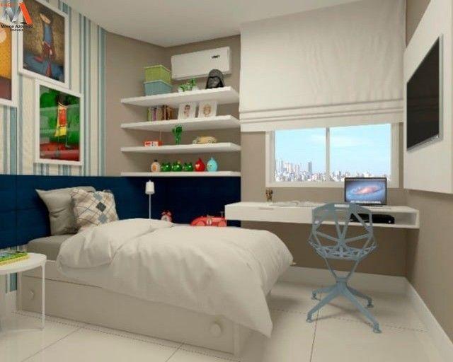 Excelente apartamento no Ed. Luigi Donadio com 3 suites. - Foto 7