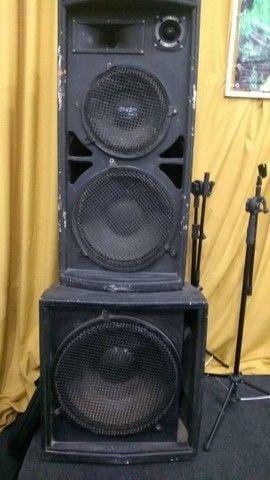 Equipamentos de som completo - Foto 4