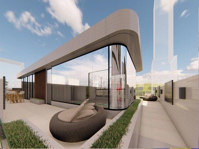 Apartamento em construção, 03 suítes, piscina, varanda, 03 vagas de garagem privativas, Ba - Foto 12