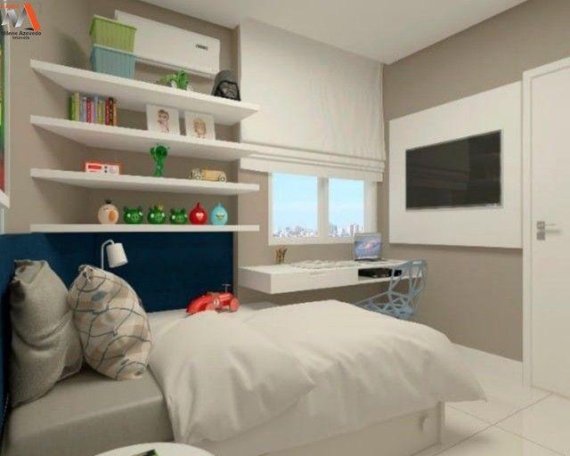 Excelente apartamento no Ed. Luigi Donadio com 3 suites. - Foto 9