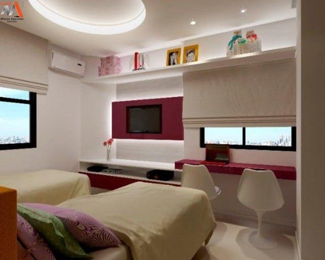 Excelente apartamento no Ed. Luigi Donadio com 3 suites. - Foto 10