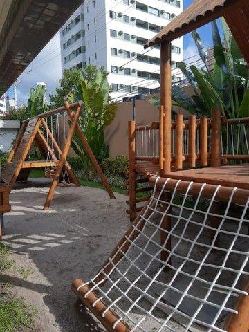 Belo apto na Encruzilhada, 150 m², 4 quartos sendo 2 suítes, 2 v cobertas - Foto 16