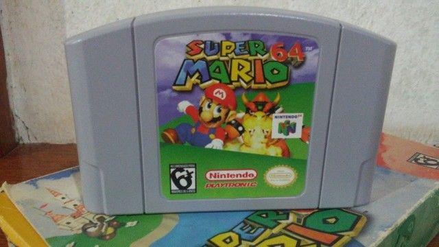 Super Mario 64 completo - Foto 4
