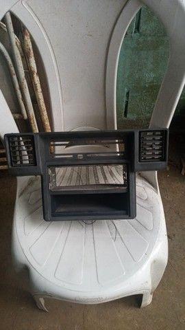 Moldura do painel Central L200 Quadrada  - Foto 2