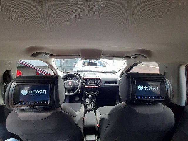 FIAT TORO 2018/2019 1.8 16V EVO FLEX FREEDOM AT6 - Foto 10
