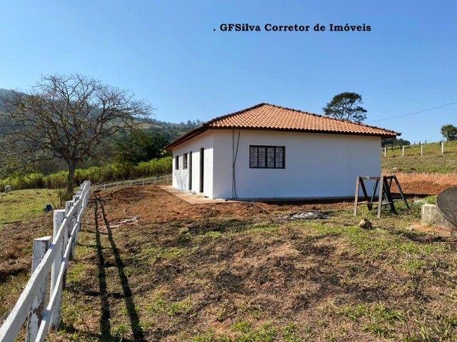Chácara 10.000 m2 Casa Nova 3 dorm. suite Escritura Ref. 421 Silva Corretor - Foto 6