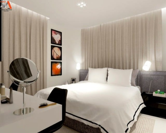 Excelente apartamento no Ed. Luigi Donadio com 3 suites. - Foto 6