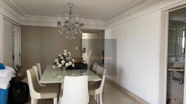 Apartamento com 2 dormitórios à venda, 90 m² por R$ 490.000,00 - Camboinha - Cabedelo/PB - Foto 13