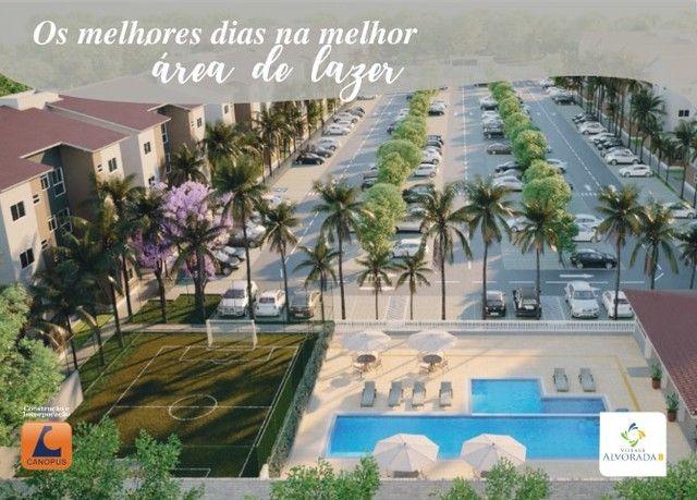village alvorada residence, com 2 quartos - Foto 7