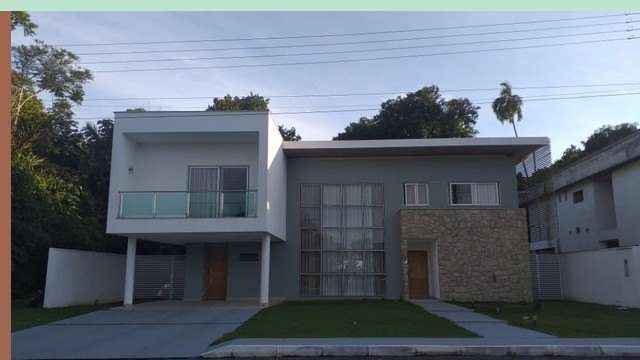 Casa 420M2 4Suites Condomínio Negra Mediterrâneo Ponta sfpzlymneg sewuypktxo - Foto 12