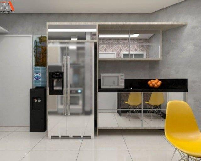Excelente apartamento no Ed. Luigi Donadio com 3 suites. - Foto 12