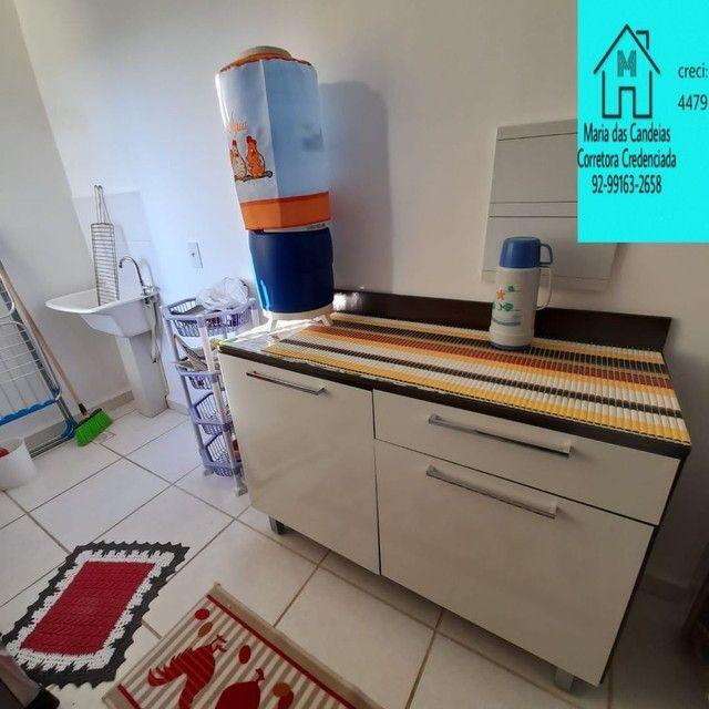 Alugo apartamento 100% mobiliado no conquista torquato  - Foto 6