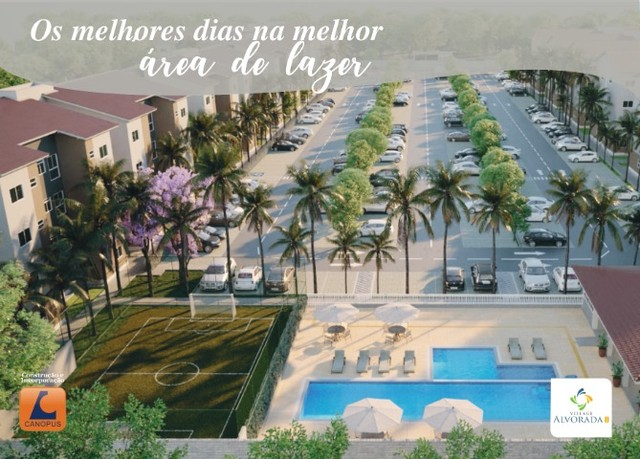 condominio village alvorada residence - Foto 6