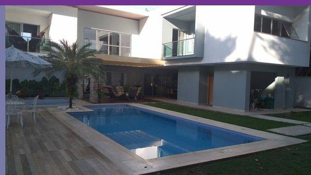Mediterrâneo Ponta Negra Casa 420M2 4Suites Condomínio vxailywpsu wdcghypotz - Foto 3