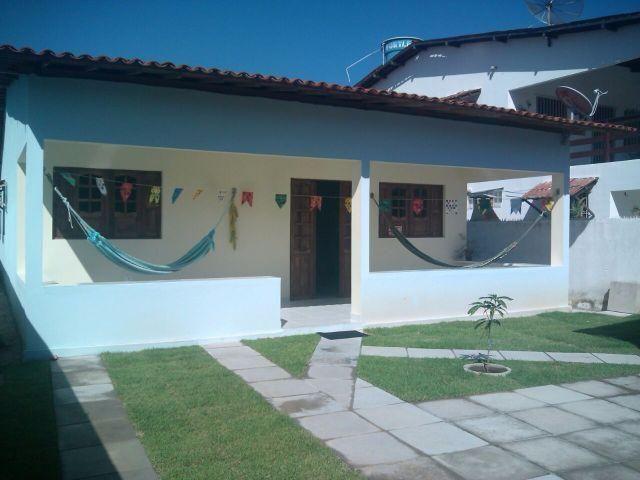 Casa mobiliada p/temporada na Praia Tamandaré c/3quartos