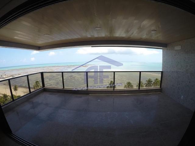 Beira mar com 4 suítes totalmente nascente - Ponta Verde