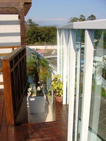 Linda cobertura residencial à venda em uma das melhores praia do norte da ilha - Foto 18