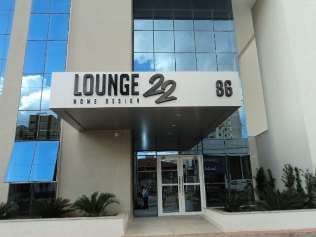 Suíte Mobiliada no Setor Oeste - Ed. Lounge 22