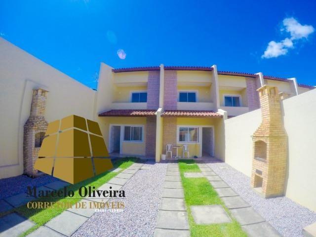 Casas duplex com 2 quartos documentacao inclusa em Maracanau