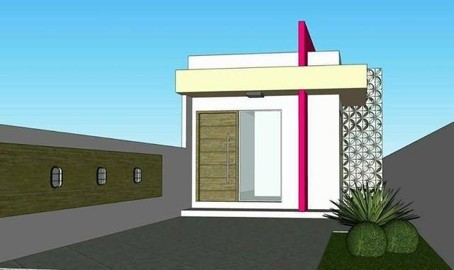 Casa, projeto novo entrega em 3 meses!