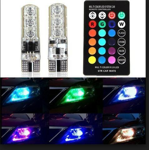 Vendo Lâmpada 5050 RGB Led