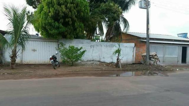 Vendo casa Novo Buritizal esquina