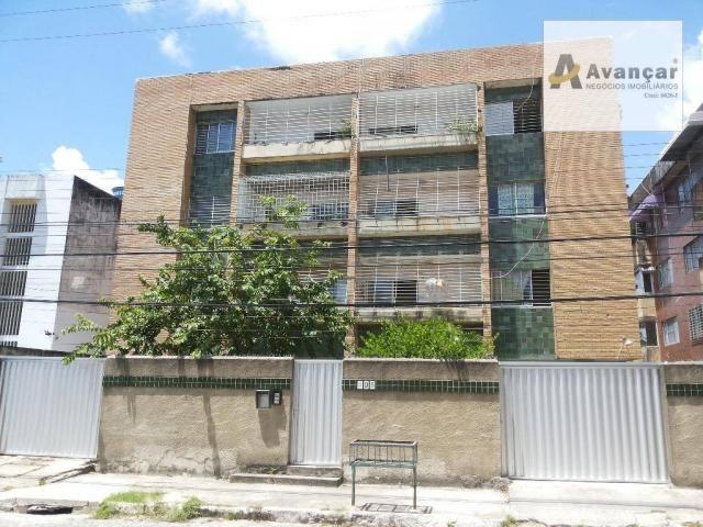 Apartamento residencial para locação, Campo Grande, Recife.