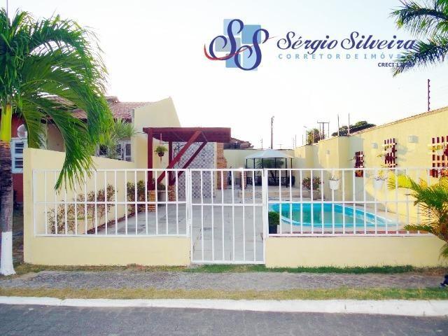 Casa em condomínio fechado no Eusébio com 3 quartos toda projetada - Foto 15