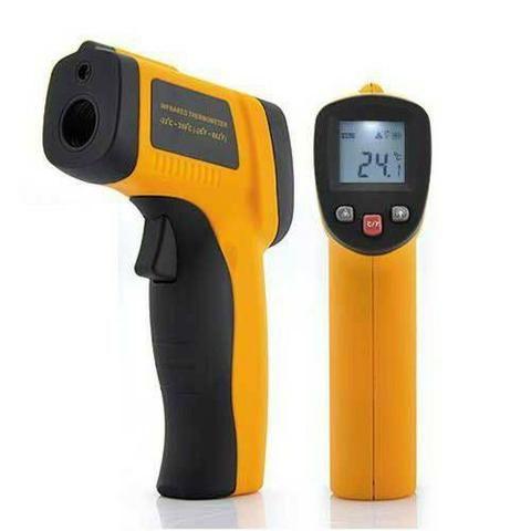 Termômetro Digital Infravermelho Mira Laser -50º A 380ºC