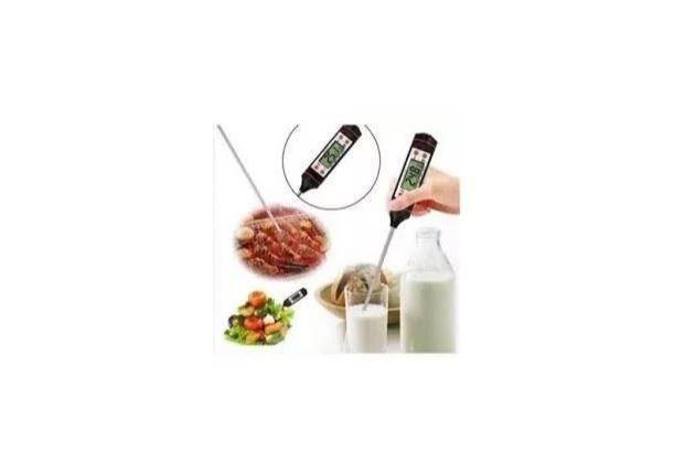 COD-AP6 Termômetro Culinário Digital Espeto Alimentos Cozinha Arduino Automação Robotica