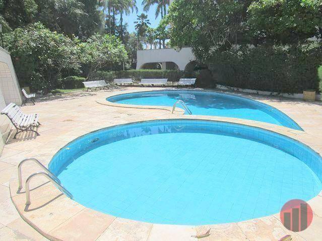 Apartamento residencial para locação, Varjota, Fortaleza. Cód. 2998 - Foto 7