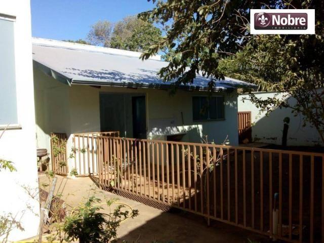Casa com 1 dormitório para alugar, 35 m² por r$ 605,00/mês - plano diretor sul - palmas/to - Foto 3