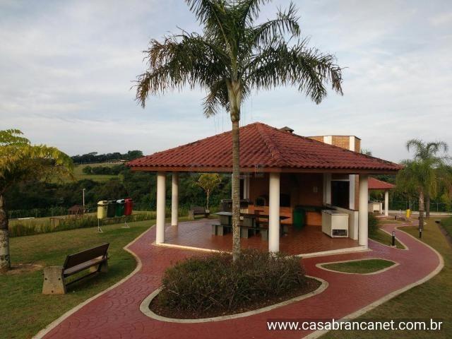 Terreno residencial à venda, Condomínio Saint Charbel, Araçoiaba da Serra. - Foto 13
