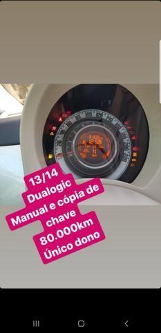 FIAT 500 CULT 1 4 FLEX 8V EVO DUALOGIC 2014 - 653627394 | OLX