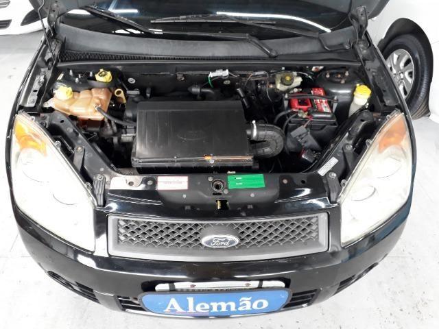 Fiesta Sedan 1.0 2008 - Sem entrada + 48 X DE R$ 582,00 - Foto 9