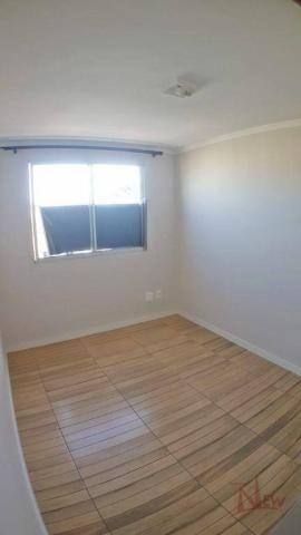 Apartamento 02 quartos no Bom Jesus, São José dos Pinhais - Foto 16