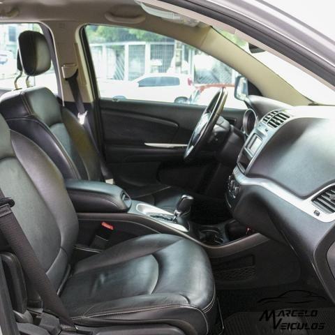 DODGE JOURNEY 2011/2012 3.6 SXT V6 GASOLINA 4P AUTOMÁTICO - Foto 7