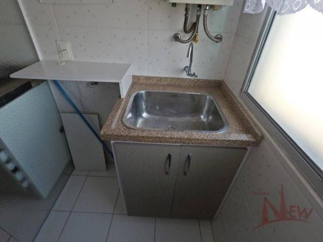 Apartamento 02 quartos no Bom Jesus, São José dos Pinhais - Foto 9