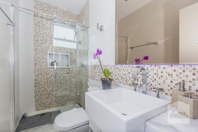 Apartamento à venda com 3 dormitórios em Nova suissa, Belo horizonte cod:257771 - Foto 10