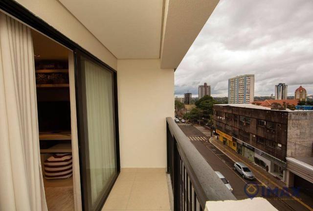 Studio com 1 dormitório à venda, 55 m² por R$ 259.836,24 - Centro - Foz do Iguaçu/PR - Foto 19