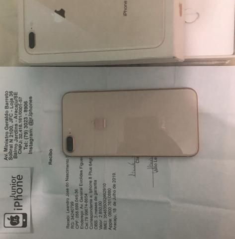 IPhone 8plus 64gb GOLD - Foto 3